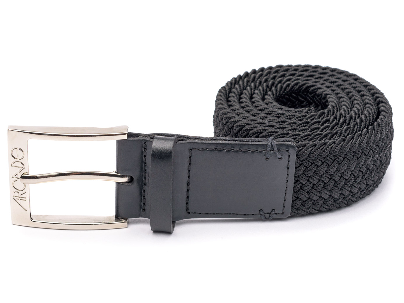 Arcade Belt Co The Hudson Belt - Black - S/M