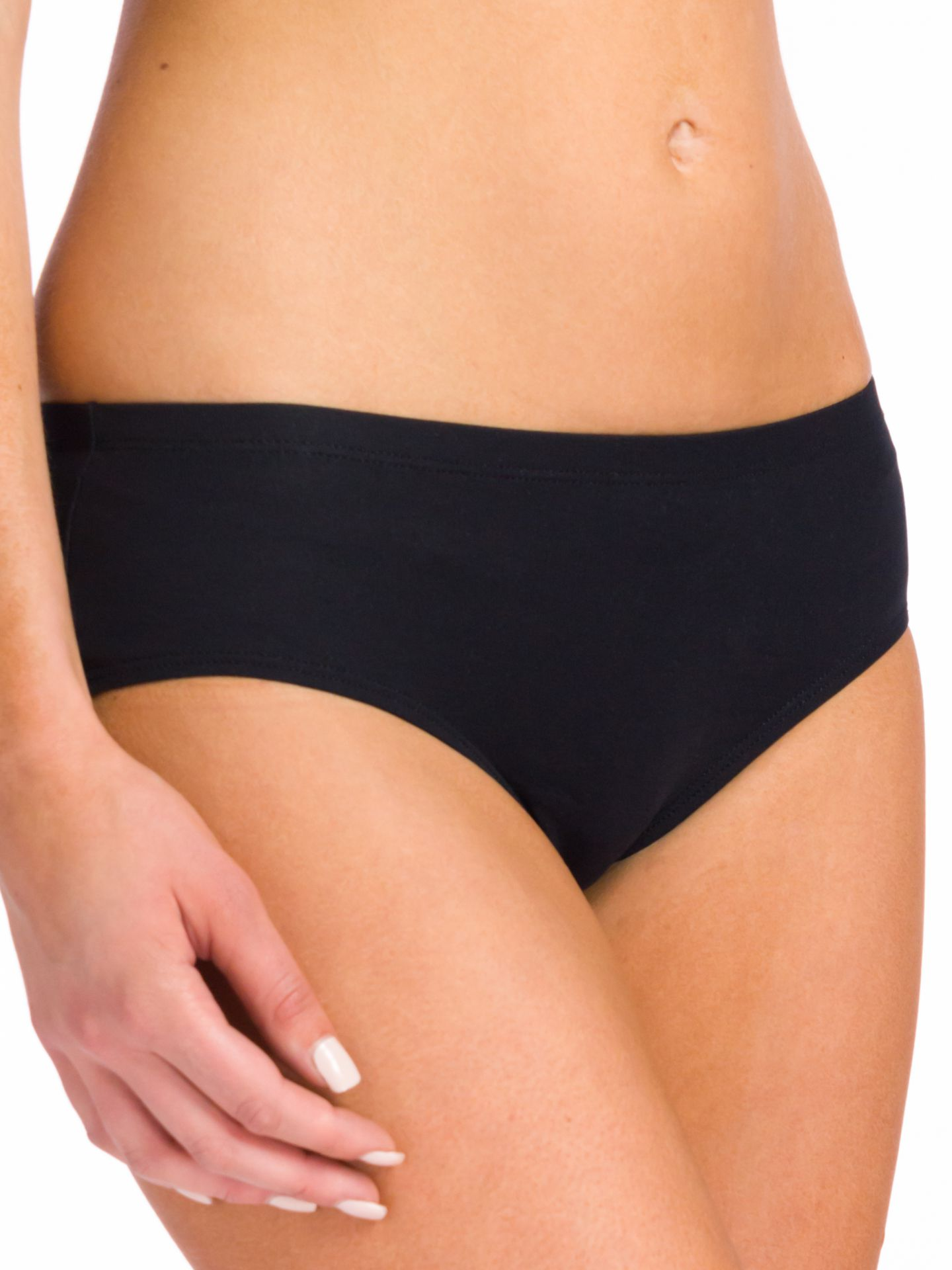 Bodywrappers Women's Low-rise Athletic Briefs - Black - XSmall