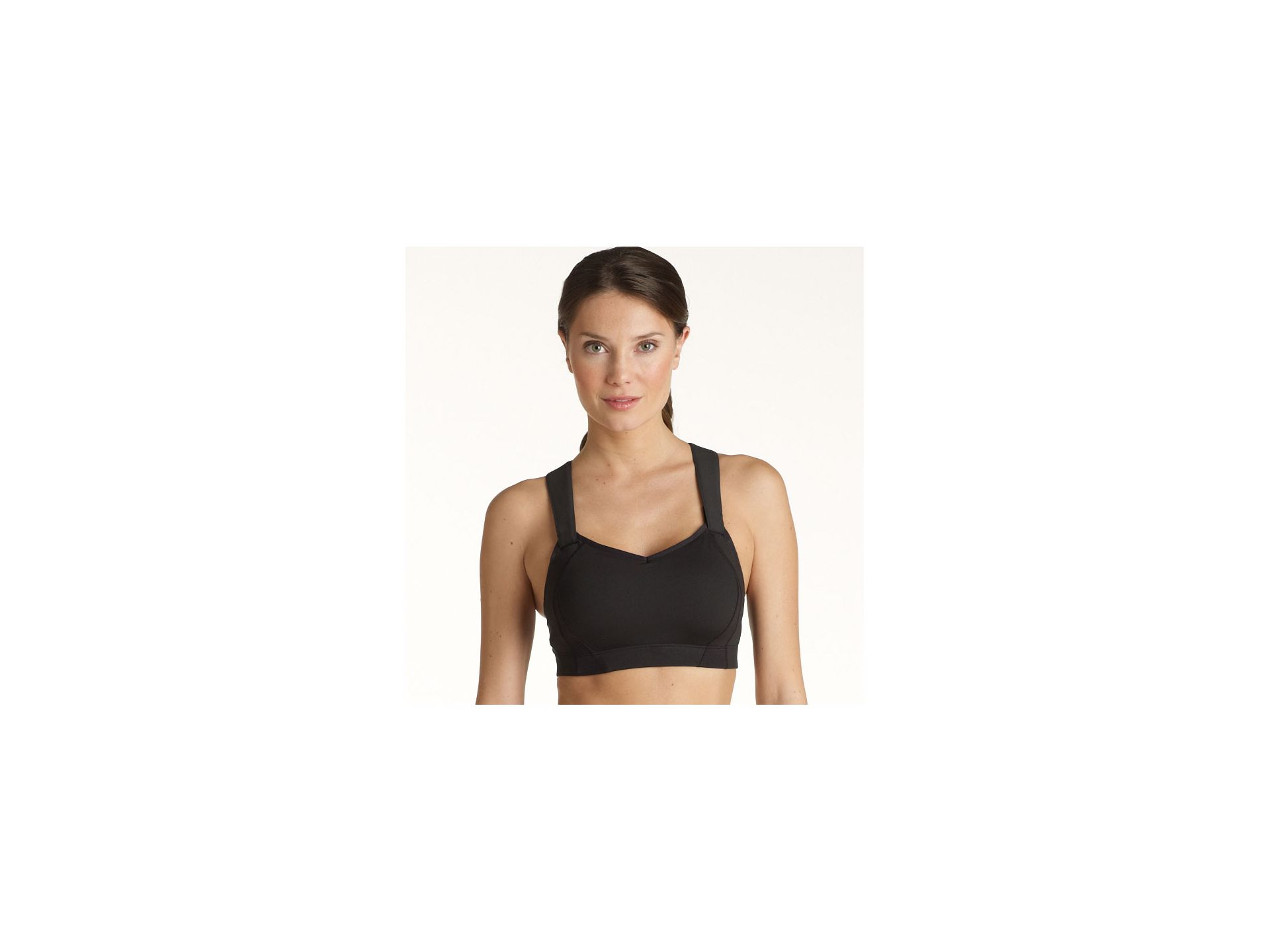 Moving Comfort Juno Sports Bra - Black - 32B