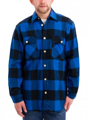 Rothco Men 39 S Extra Heavyweight Buffalo Plaid Flannel Shirt