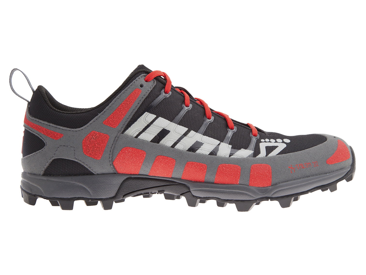 Inov 8 X-Talon 212 Running Shoe - Black/Red/Grey - M7/W8.5
