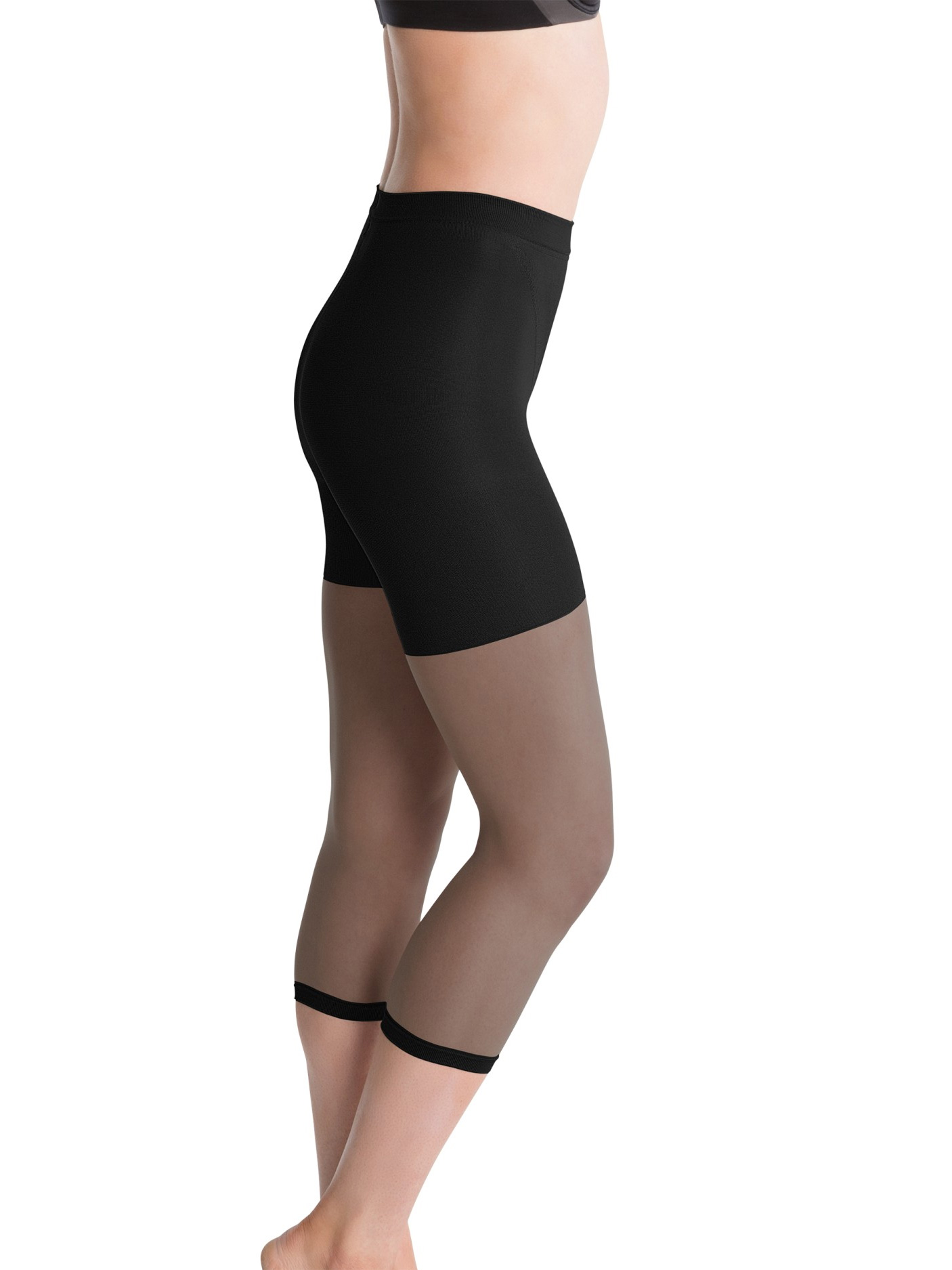 SPANX In-Power Line Super High Footless Shaper - Black - A