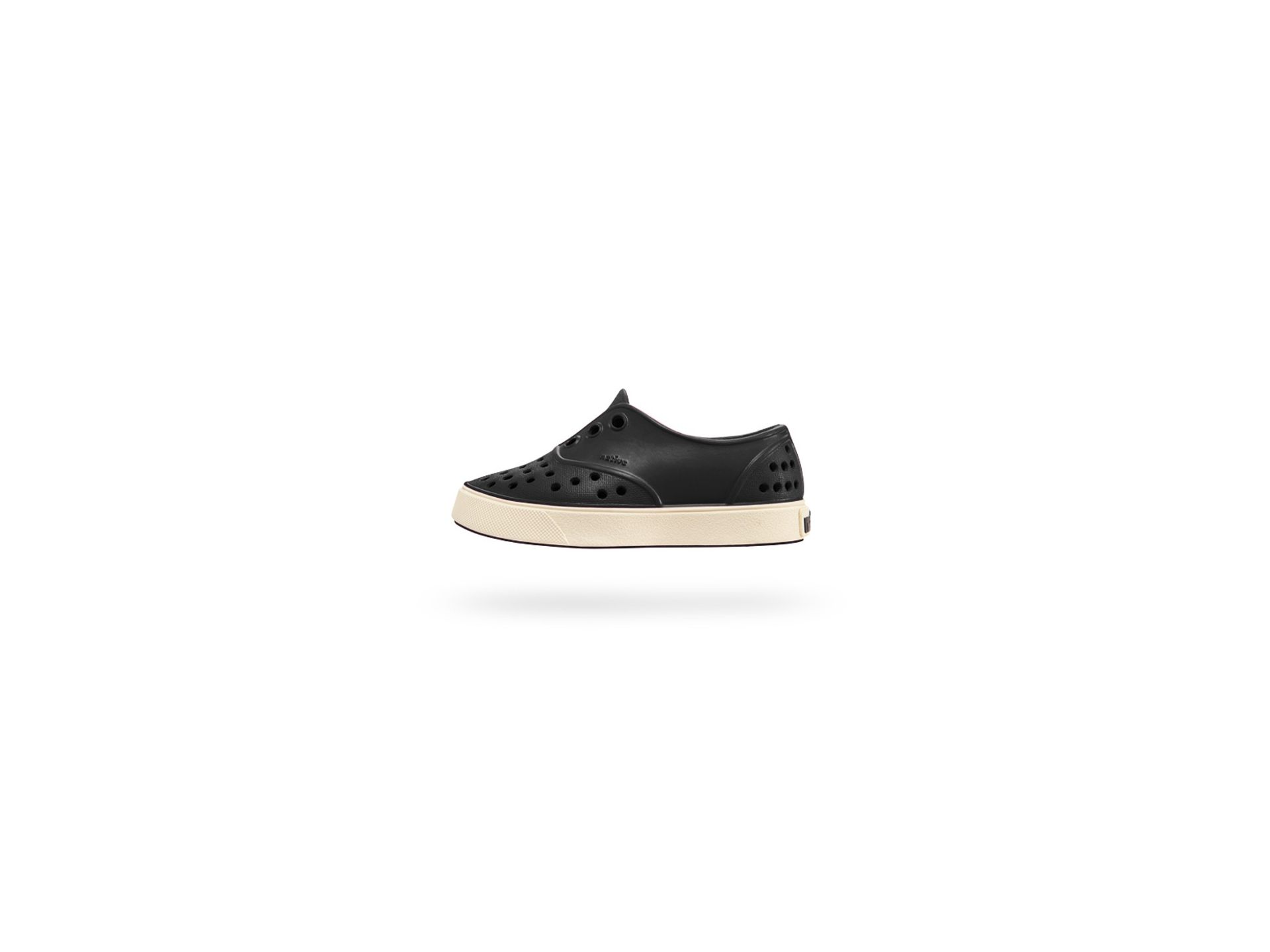 Native Shoes Toddler/Little Kid Miller Slip-On Shoe - Jeffy Black - Jiffy Black - C6