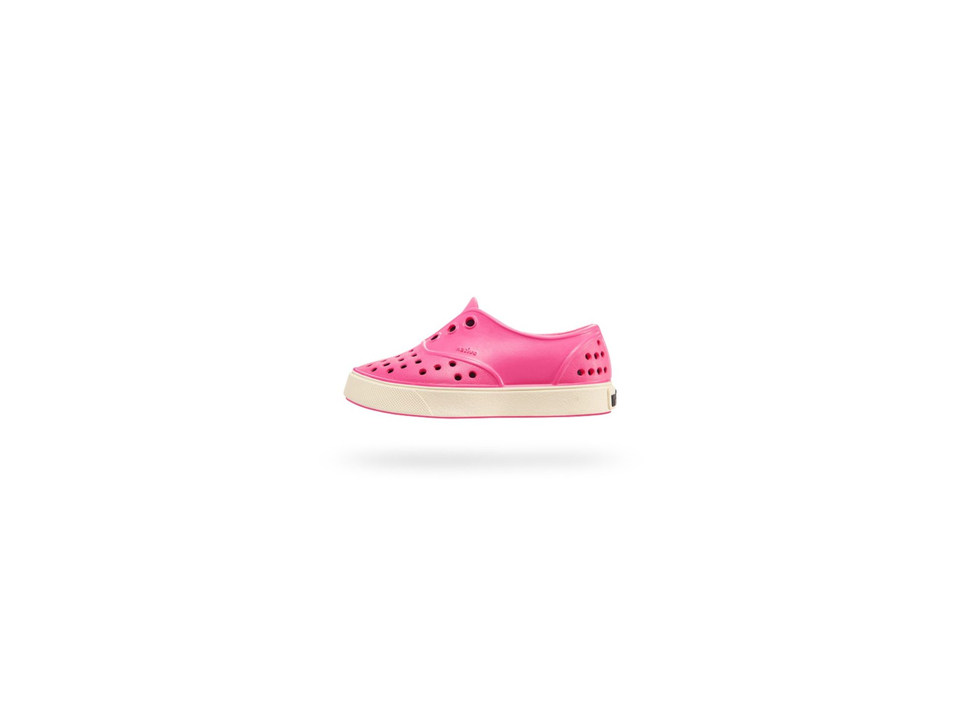 Native Shoes Toddler/Little Kid Miller Slip-On Shoe - Hollywood Pink - Hollywood Pink - C4