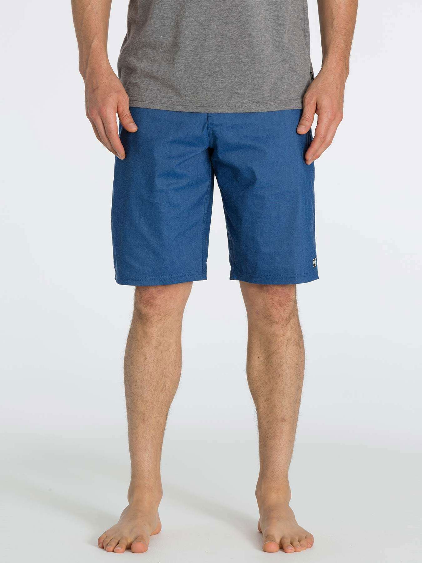 Billabong Men's All Day Long Lo Tides Boardshorts - Indigo - 28