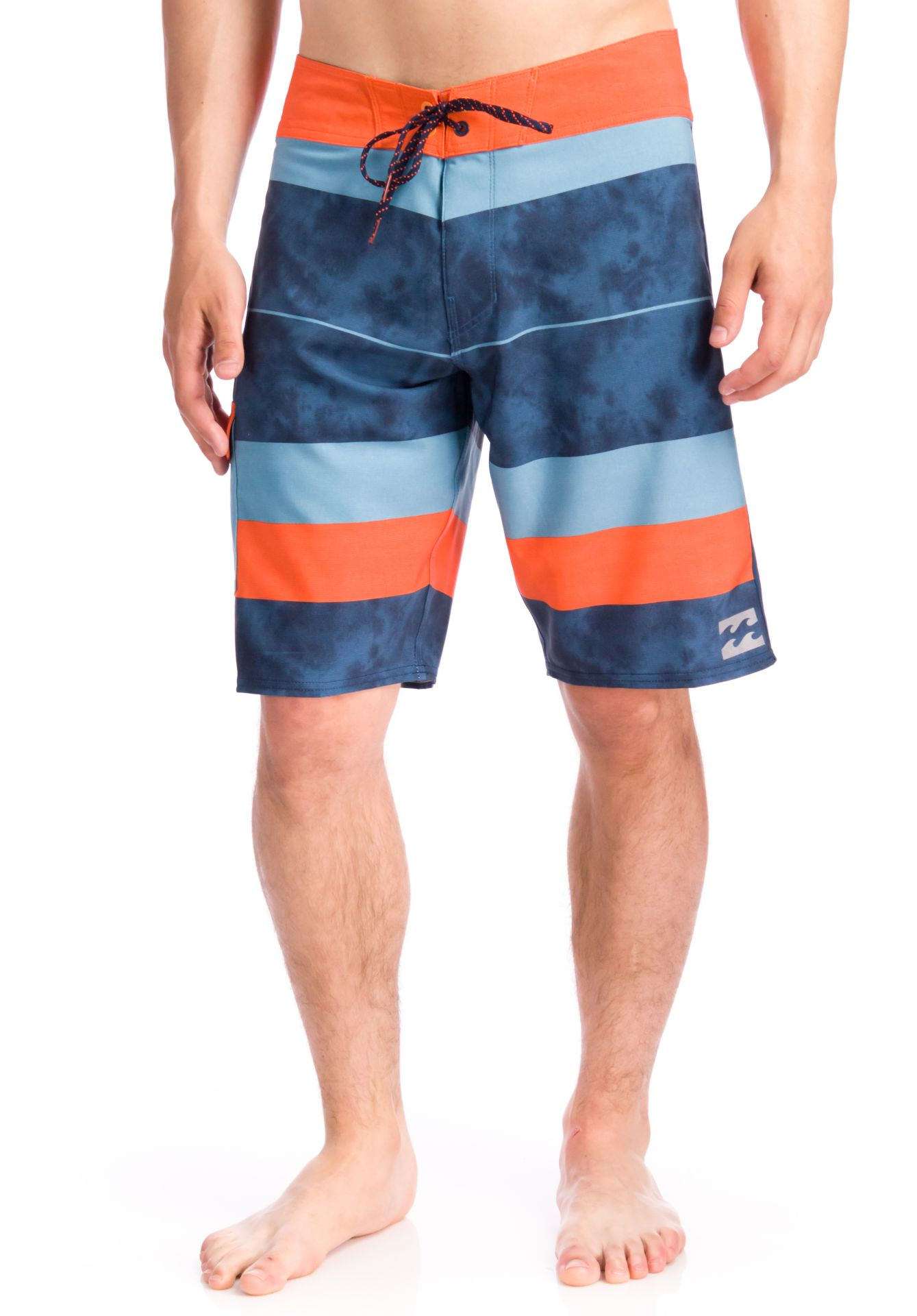 Billabong Men's Stacked X Boardshort - Slate - 28