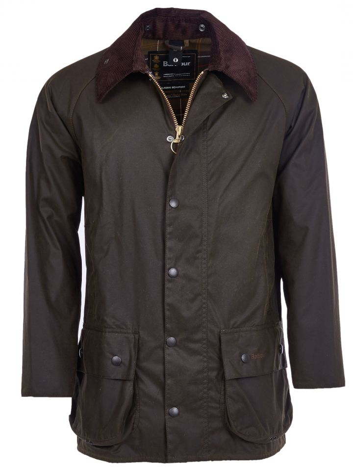 Barbour Classic Beaufort Olive