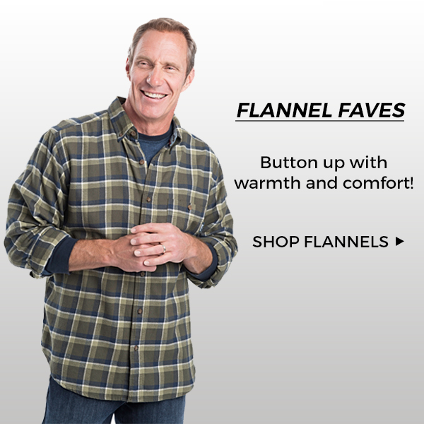 Flannel Faves