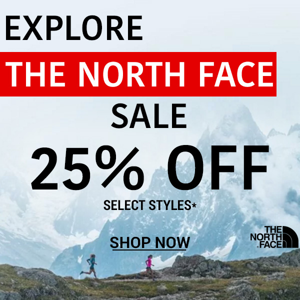 The North Face Sale