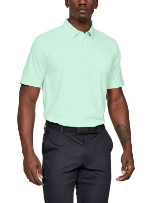 f1a0103c Under Armour. Men's Charged Cotton Scramble Polo. 1321111