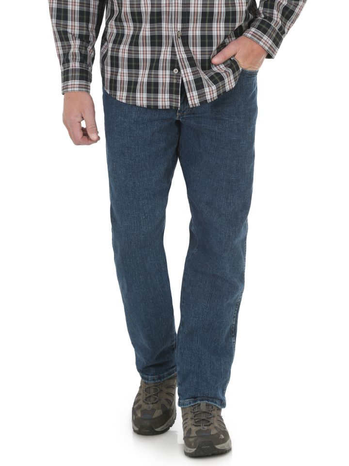 b1838905 Product Information. This Wranglers Men's The Wrangler Rugged Jeans ...