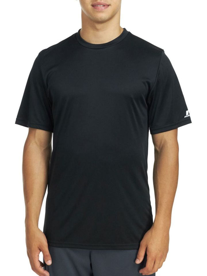 eabb22b9e Product Information. The Russell Athletic Men's Dri-Power Core Performance  Tee ...