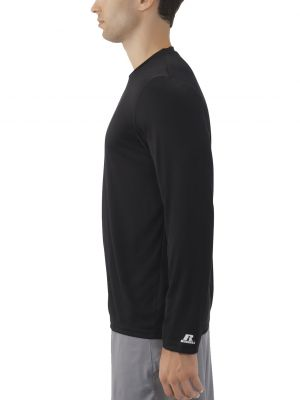 6a2aec6d4 Russell Athletic - Men's Dri-Power Core Performance Long Sleeve Tee