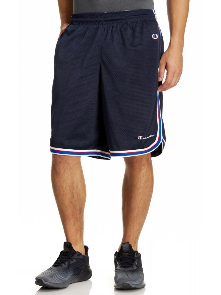 many styles good quality recognized brands Champion - Men's Core Champion Mesh Basketball Shorts