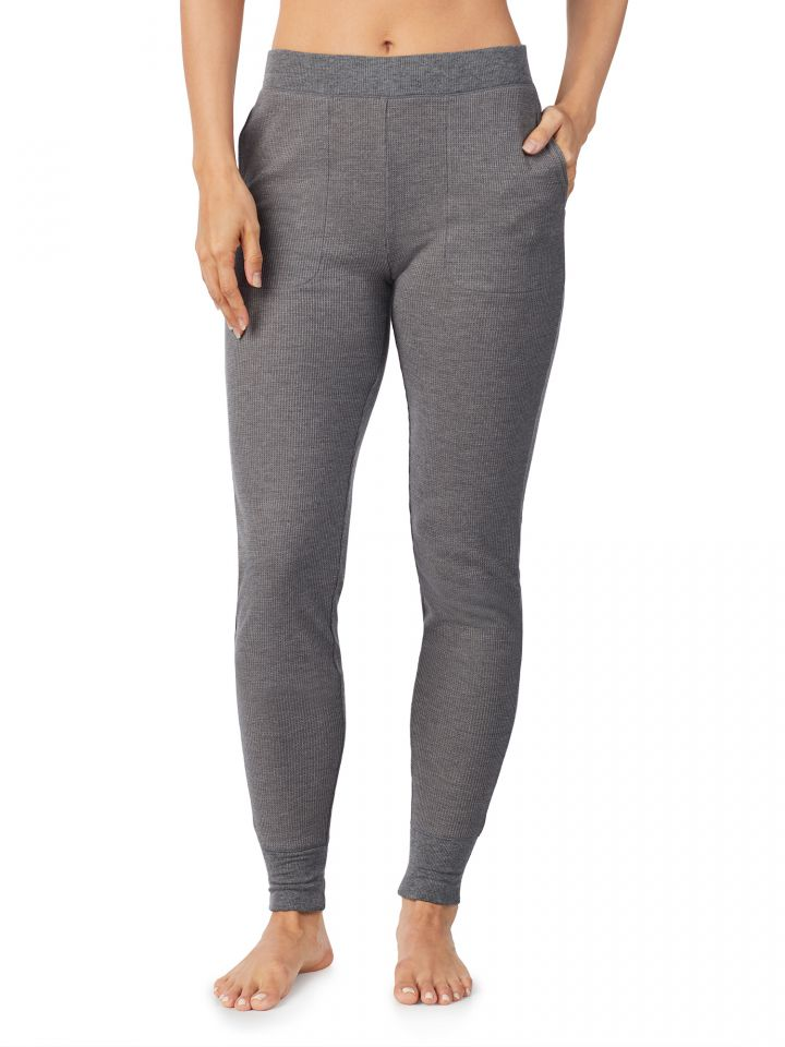 0224b1fb777a Product Information. Get cozy in this Stretch Thermal Legging by Cuddl Duds.