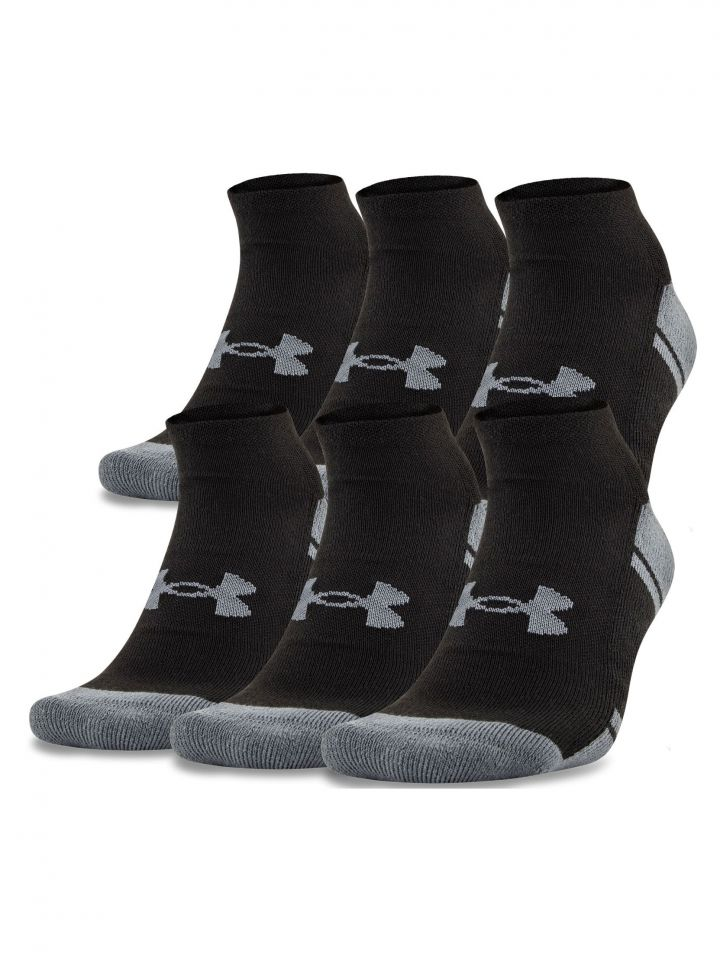 150925edb Product Information. These Under Armour Boys' UA Resistor 3 No Show Socks  ...