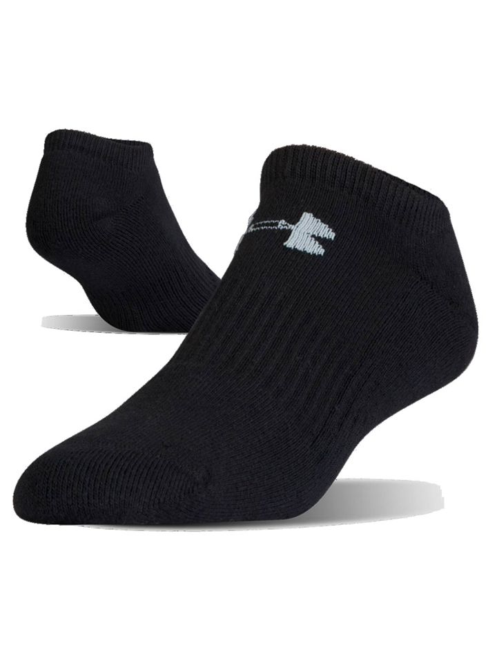5bbb1ade0 Product Information. The Men's UA Charged Cotton No Show Socks ...