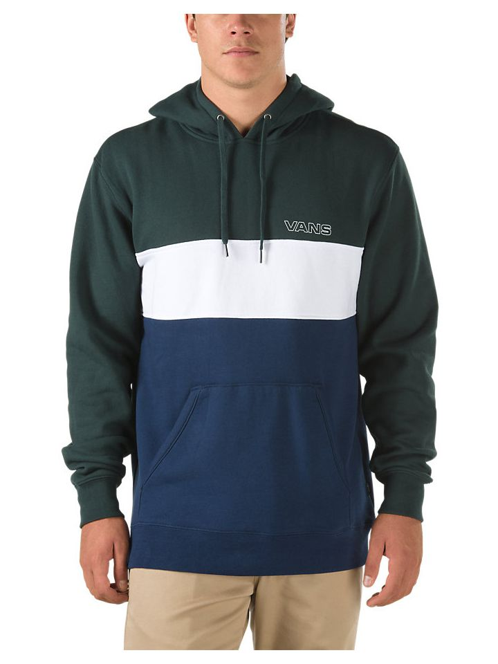 f0231e2b11c3bf Product Information. Stay warm in style wearing the Vans Men s Starboard Fleece  Pullover ...